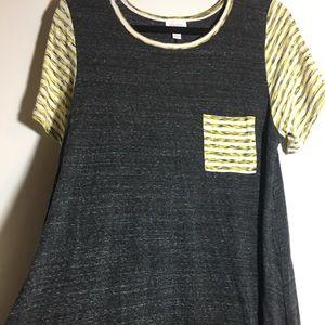 LulaRoe Carly Dress Large